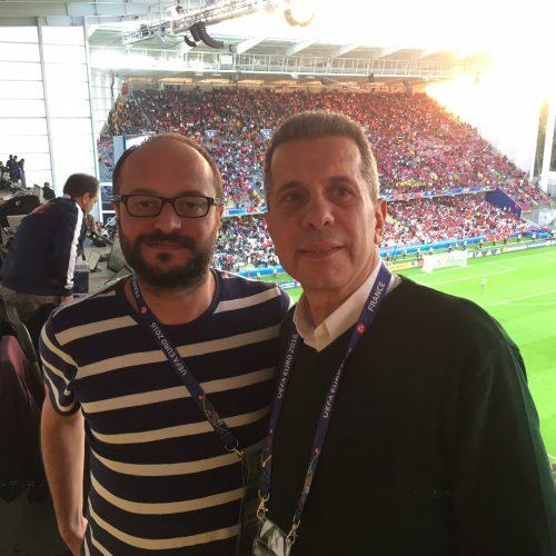 Euro 2016 - Türkiye - Çekoslavakya...