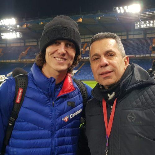 David Luiz - Ocak 2019