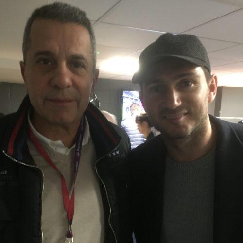 Frank Lampard - Bir Chelsea maçı öncesi