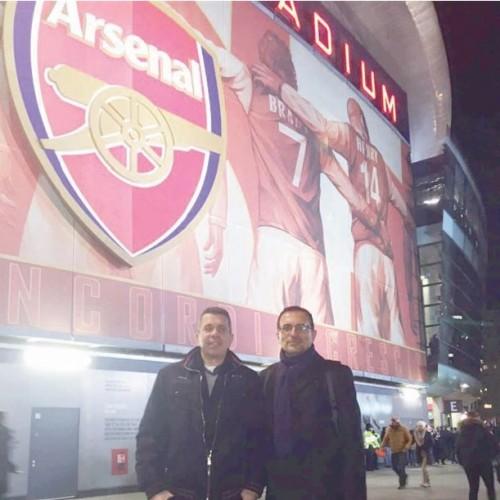 İbrahim Altınsay, Southampon maçı öncesinde, Şubat 2016...