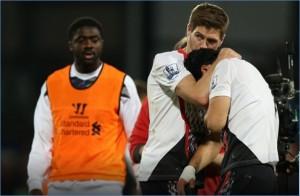 Suarez, Crystal Palace maçından sonra kaçan şampiyonluğa ağlarken...