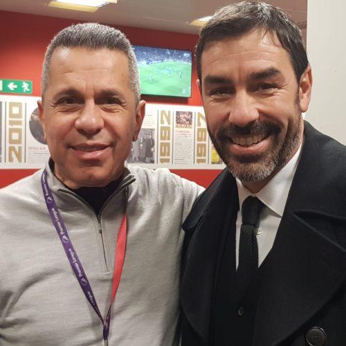Robert Pirez - Aralik 2019 Manchester City maçından önce...